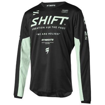 Shift Whit3 Label Basalt LE Jersey