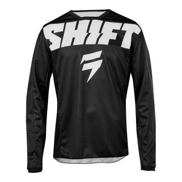 Shift Whit3 York Jersey - Black