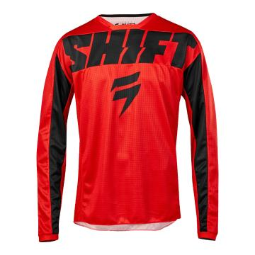 Shift Whit3 York Jersey - Red