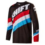 Shift 2017 Youth WHIT3 Label Tarmac Jersey