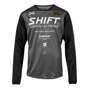 Shift 2019 Youth Whit3 Muse Jersey