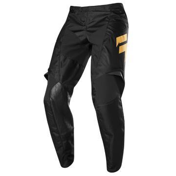 Shift Whit3 Label Mexico LE Pants - Black/Gold