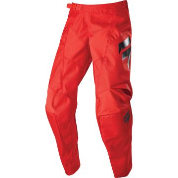 Shift Youth Whit3 Race Pants - Red