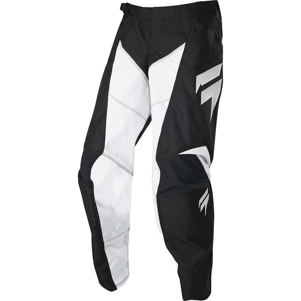 Youth Whit3 Race Pants