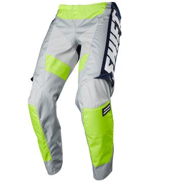 Shift Youth Whit3 Archival SE Pants - Yellow/Navy