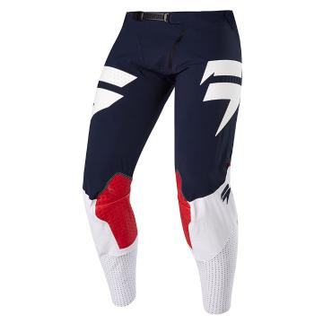 Shift 3LUE Label 4th Kind Pants - Navy/Red