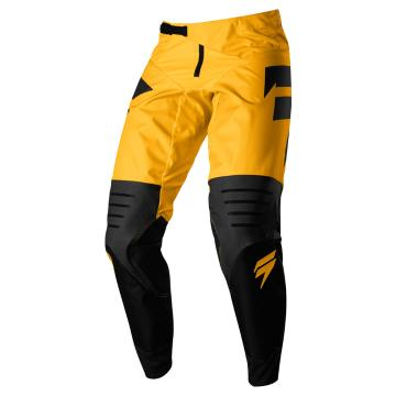 Shift 3LACK Label Strike Pants - Yellow