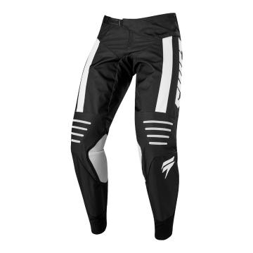 Shift 3Lack Strike Pants - Black/White