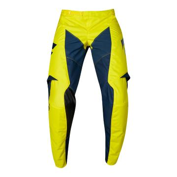 Shift Whit3 York Pants - Yellow/Navy