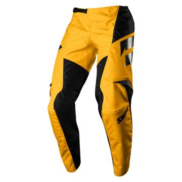 Shift 2018 Youth WHIT3 Ninety Seven Pants - Yellow