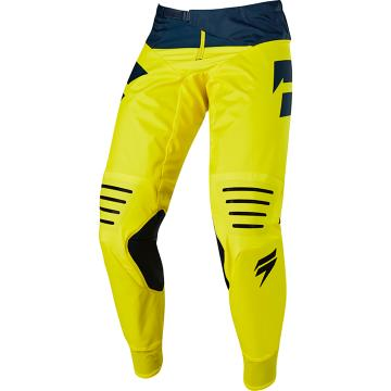 Shift 2019 Youth Whit3 York Pant - Yellow/Navy
