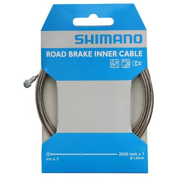 Shimano Brake Cable Inner Road SS 1.6mmx2050mm