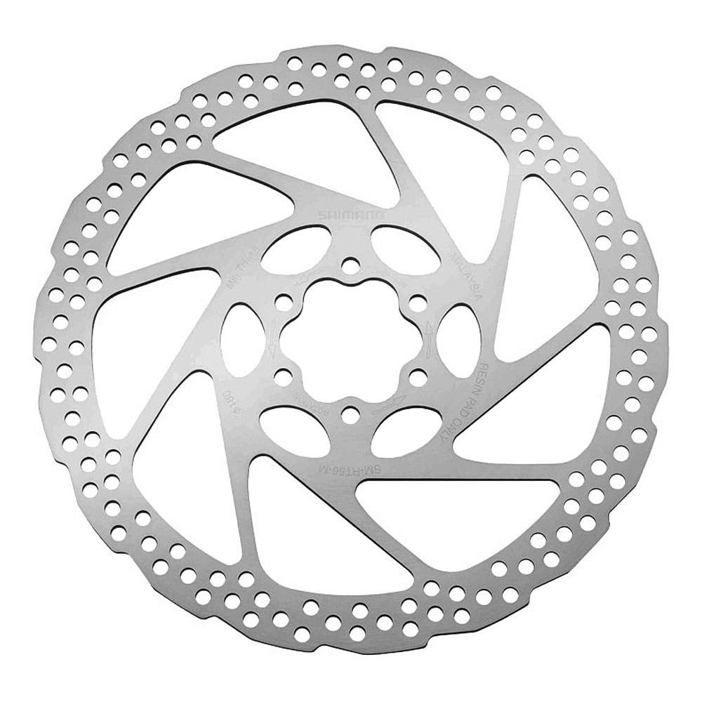 "Disc Brake Rotor 180mm 7/""  Steel 6 bolts included Shimano Sram Avid Compatible"