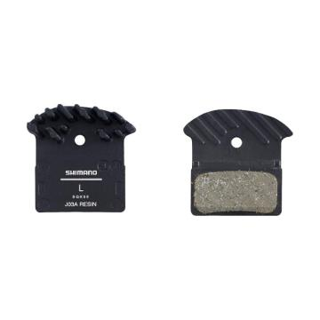 Shimano BR-M9000 J03A Resin Brake Pad with Fin