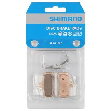 Shimano D02S Metal Brake Pads