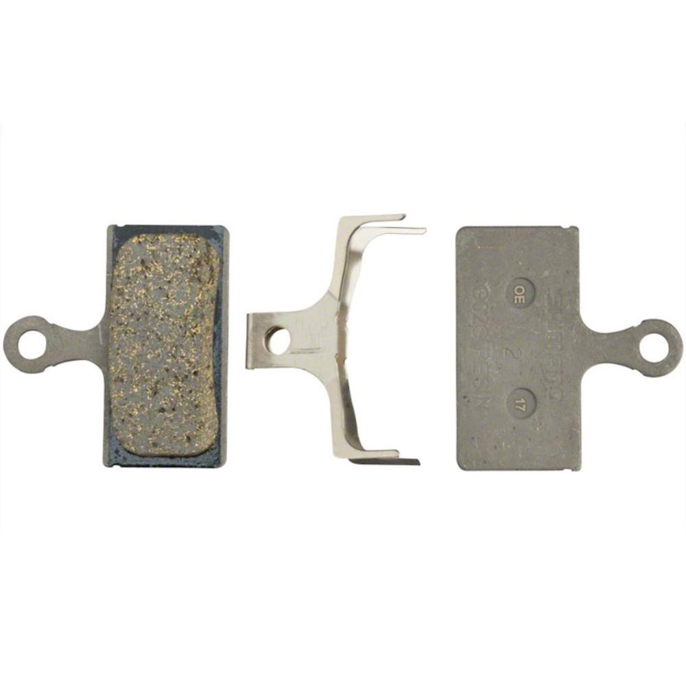 G02S Resin Brake Pad BR-M8000 with Spring