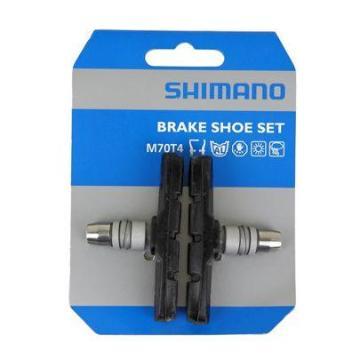 Shimano V-Brake Shoe M70T4 Compound w/ Nut & Washer