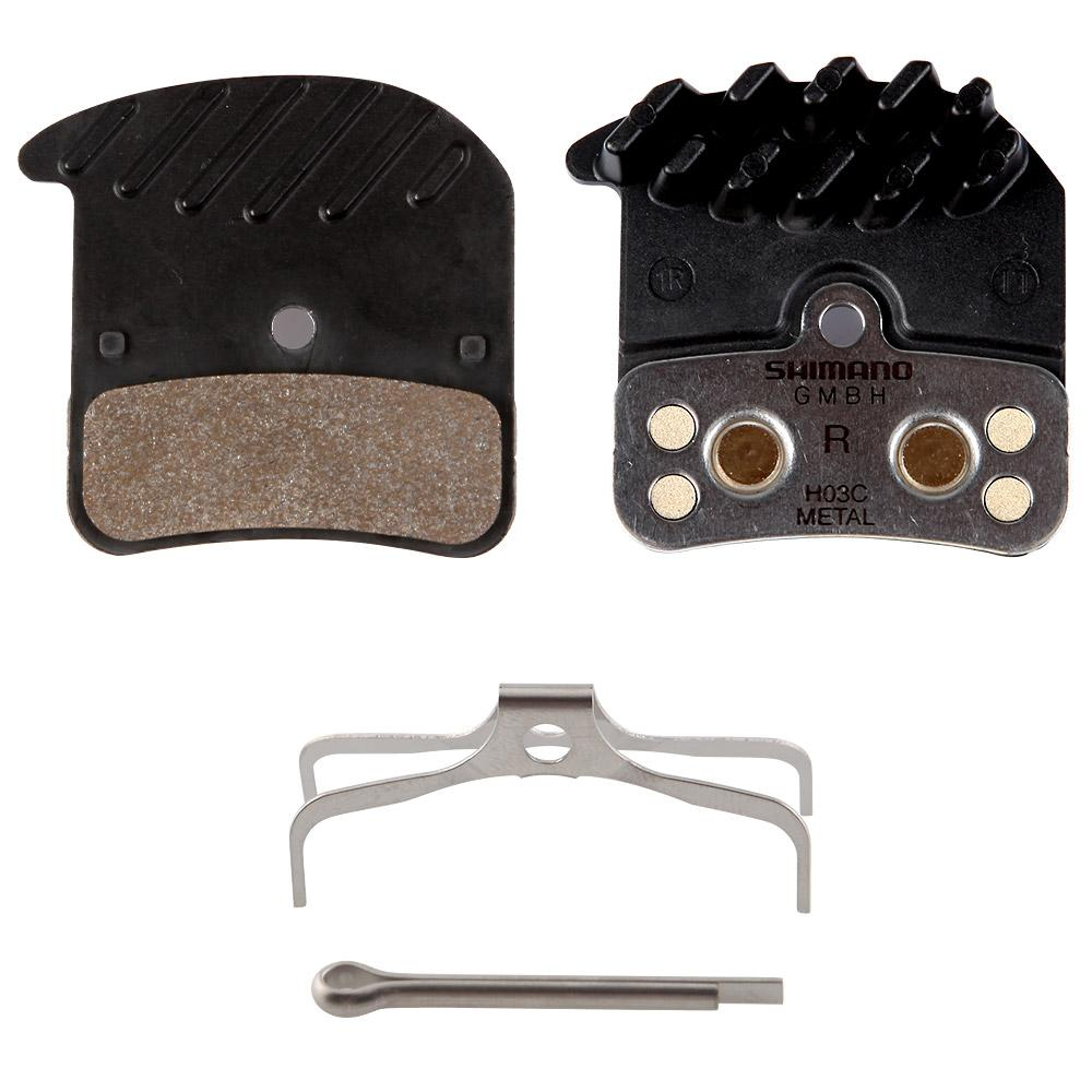 H03C Metal Finned Brake Pads BR-M820