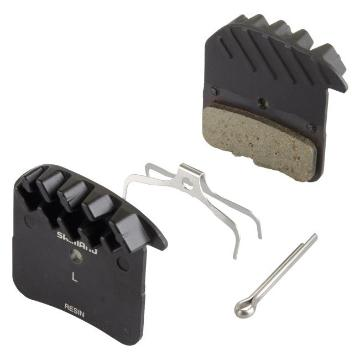 Shimano H03A Resin Brake Pad with Fins