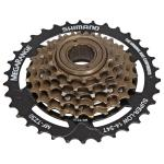 Shimano MF-TZ30 Freewheel 6-Speed 14-34 Mega-Range