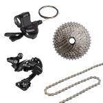 Shimano M8000 XT Upgrade kit 11 Speed - 11-42 Cassette (no crank)