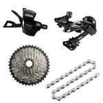 Shimano M7000 SLX Upgrade Kit - 11/42 Casset (no crank)