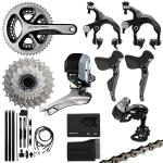 Shimano Dura-Ace Di2 Groupset - 172.5mm 53-39 Crankset (No Bottom Bracket)