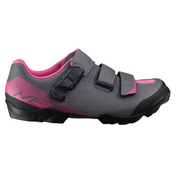 Shimano Women's SH-ME3 MTB Shoes - Black/Magenta