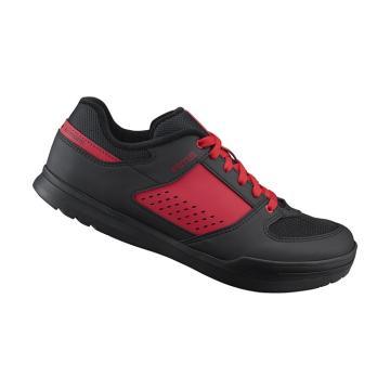 Shimano AM501 MTB Shoe - Red/Black