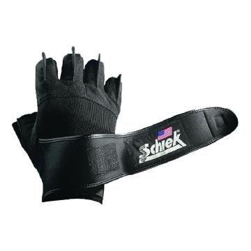 Schiek Platinum Series Gloves With Wrist Wraps