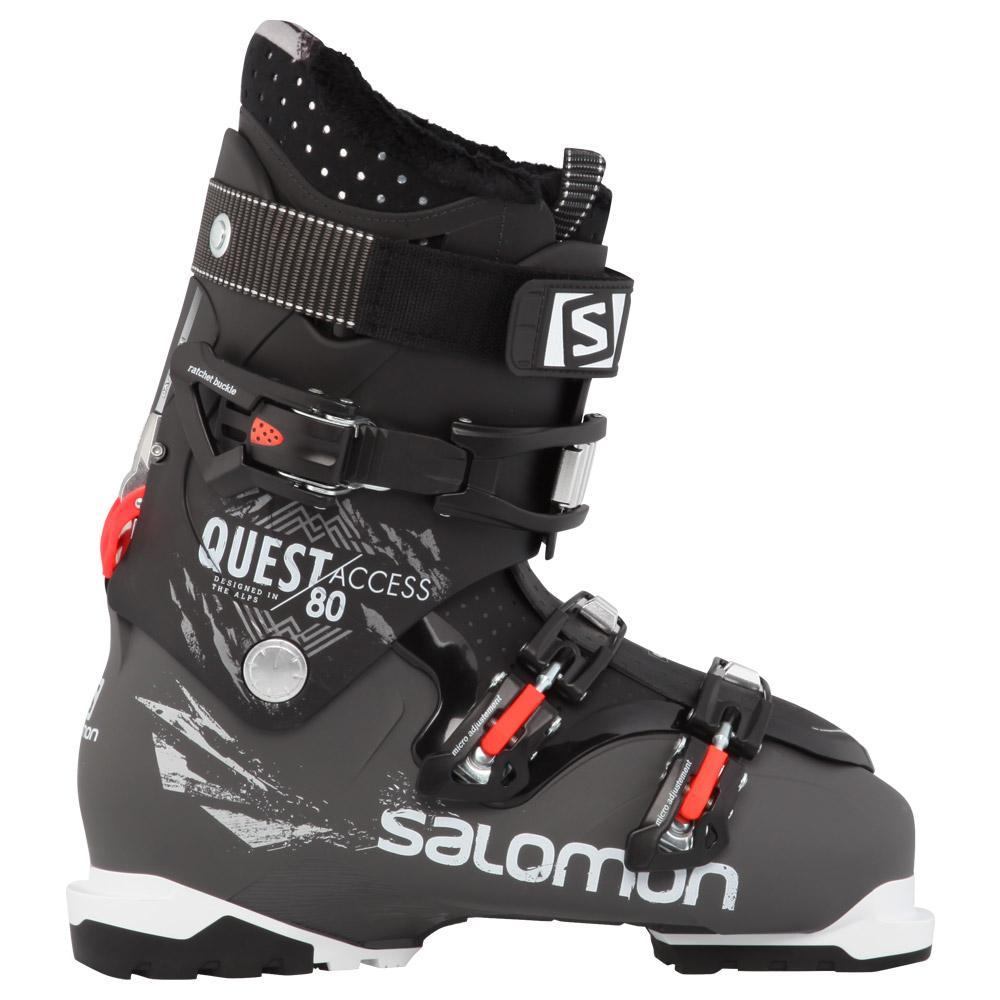 SALOMON Men s Ski Boots Quest Access 80  b56fd5f3efa29