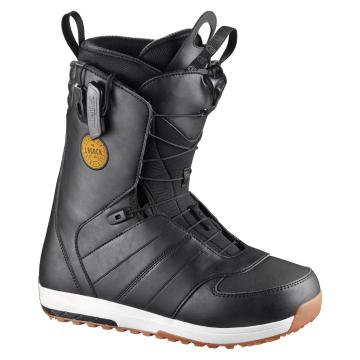 Salomon 2018 Men's Launch Snowboard Boots - Black