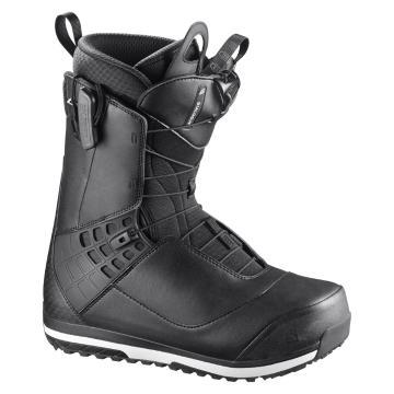 Salomon 2018 Men's Dialogue Snowboard Boots - Black