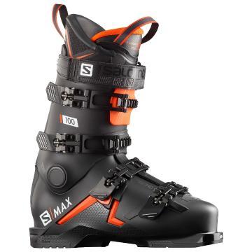 Salomon 2019 Mens S/Max 100 Ski Boots