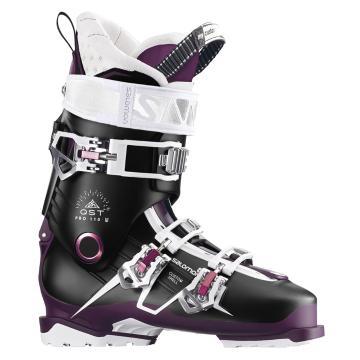Salomon 2017 Women's Qst Pro 110  Ski Boots