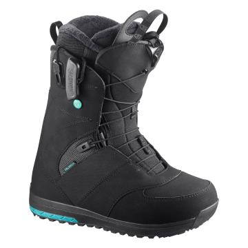 Salomon 2018 Women's Ivy Snowboard Boots - Black