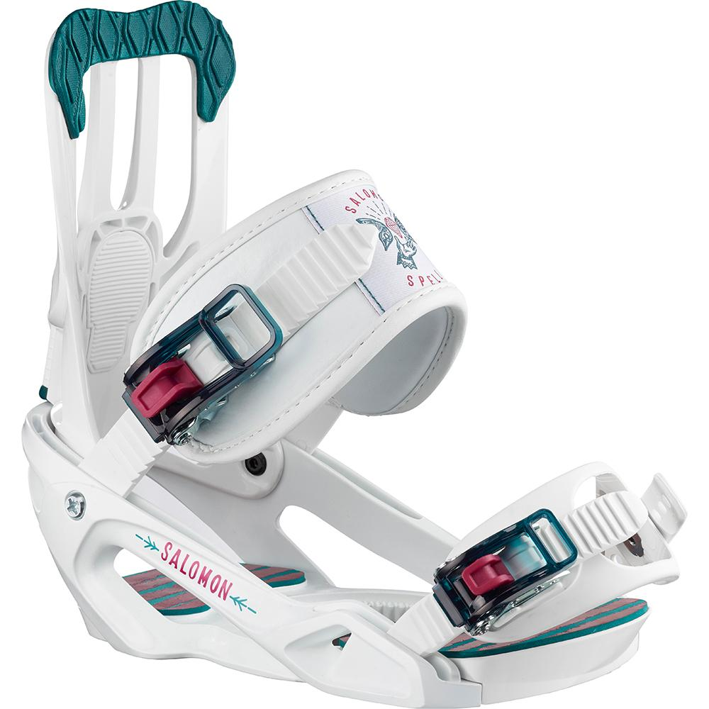 Women's Spell Snowboard Bindings