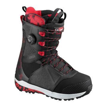 Salomon 2020 Men's LO FI Boots - Black/Red