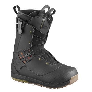 Salomon 2019 Men's Dialogue Snowboard Boots - Black