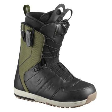 Salomon 2019 Men's Launch Snowboard Boots - Olive Night