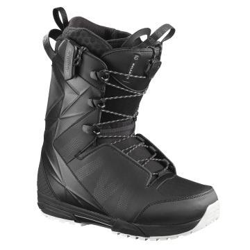 Salomon   Mens Malamute Snowboard Boots - Black
