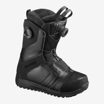 Salomon 2020 Women's Kiana Focus BOA Boots - Black