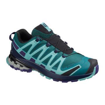 Salomon Women's XA Pro 3D V8 GTX Shoes - Shaded Spru/Even Blu/MB