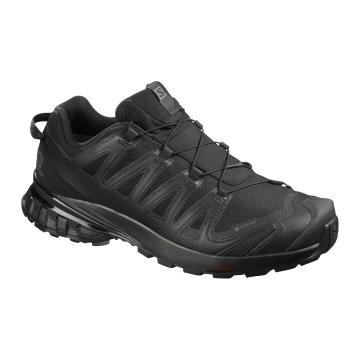 Salomon Men's XA PRO 3D V8 GTX Shoes - Black/Black/Blk