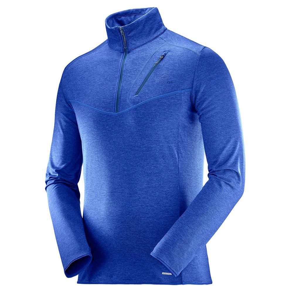 Men's Discovery Half Zip Mircofleece Jacket