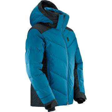 Salomon Men's Whitebreeze Down Jacket - Moroccan - MOROCCAN