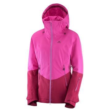 Salomon 2018 Women's QST Guard Snow Jacket