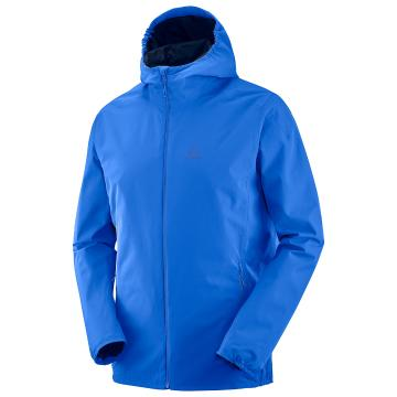 Salomon Men's Essential Jacket - Nautical Blue