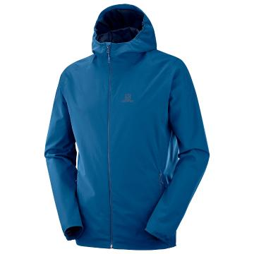 Salomon Men's Essential Jacket - Poseidon