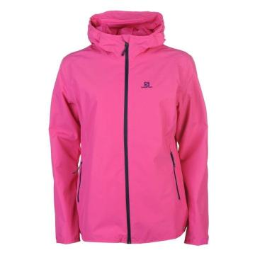 Salomon Women's Essential Jacket - Rose Violet